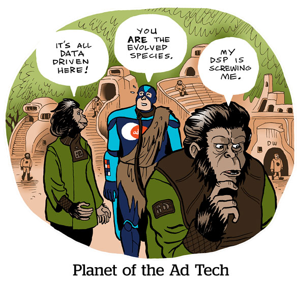 Planet Of The Ad Tech