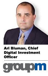 Interview With :   Ari Bluman, Chief Digital Investment Officer at GroupM
