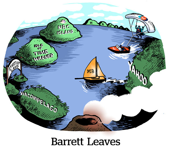 Barrett Leaves