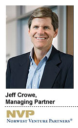 Interview With :   Jeff Crowe, Managing Partner at Norwest Venture Partners - NVP