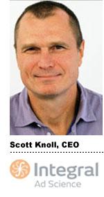 Scott Knoll, Integral Ad Science