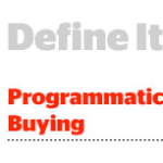 Define It - What Is Programmatic Buying?