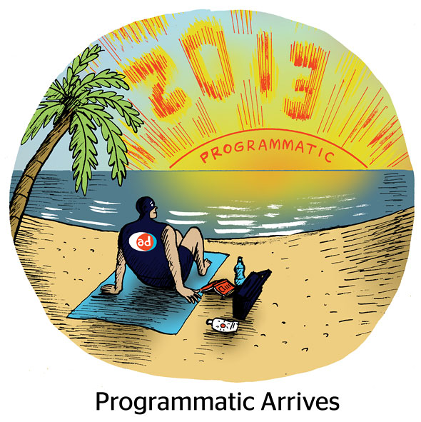 Programmatic Arrives