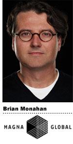 Brian Monahan, Magna