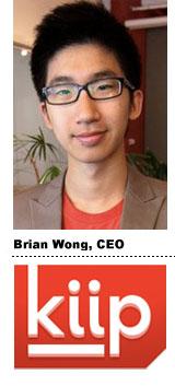 Brian Wong, CEO