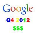 Google Q4 2012