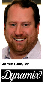 Jamie Goin, Dynamix