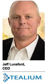 Jeff Lunsford of Tealium