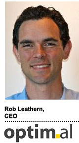 Rob Leathern, Optimal