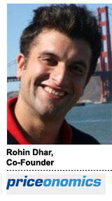 Rohin Dhar of Priceonomics