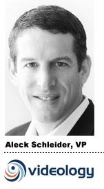 Aleck Schleider Videology