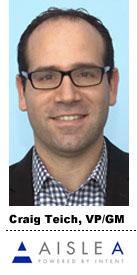 Craig Teich, Aisle A