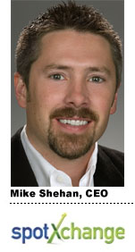 Mike Shehan, SpotXchange