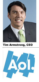 Tim Armstrong AOL CEO 2