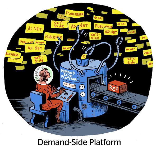 Comic Demand Side Platform Adexchanger