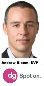 Andrew Bloom, DG