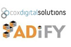 Cox Digital Solutions Adify Logos