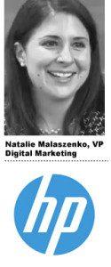 Natalie Malaszenko, HP