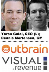 Outbrain Visual Revenue