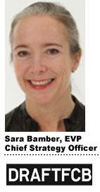 Sara Bamber, Draftfcb