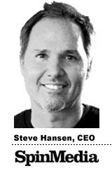 SpinMedia Steve Hansen