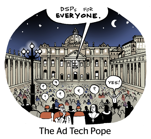 The Ad Tech Pope