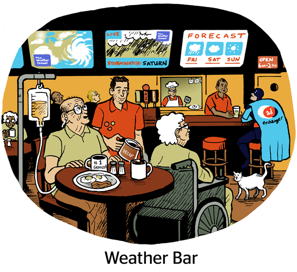 Weather Bar