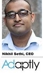 Nikhil Sethi, Adaptly