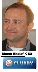 Simon Khalaf, Flurry