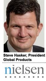 Steve Hasker, Nielsen