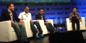 TechCrunch Disrupt Ad Tech Panel