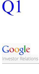 google-q1