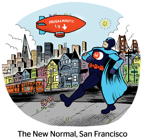 The New Normal, San Francisco