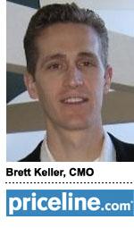 Brett Keller, CMO, Priceline