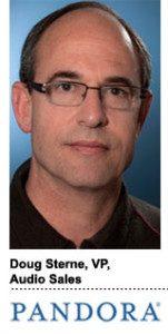 Doug Stern, Pandora