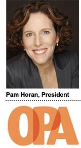 Pam Horan, OPA