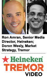 Tremor's Doron and Heineken's Ron