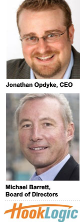Jonathan Opdyke and Michael Barrett