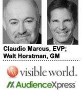 Claudio Marcus and Wal Horstman