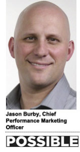 Jason Burby, Chief Performance Marketing Officer