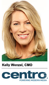 Kelly Wenzel, Centro