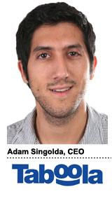 Adam Singolda Taboola 2013