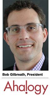 Bob Gilbreath, Ahalogy