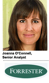 Joanna O'Connell, Forrester