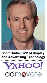 Scott Burke, SVP, Yahoo