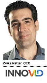 Zvika Netter, CEO Innovid 2013