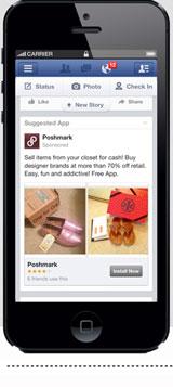 Report: Facebook's Mobile Reach Declines But Its Messenger ... |Facebook Mobile App