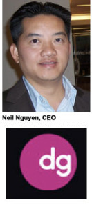 DG CEO Neil Nguyen