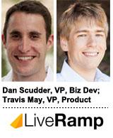 Dan, Travis LiveRamp