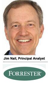 Jim Nail, Forrester